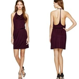 Aritzia Wilfred Free Ophelie Dress Halter Backless